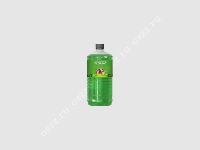 "Омыватель стекол green анти муха концентрат ""Glass Washer Concentrate Anti Fly"", 1л"
