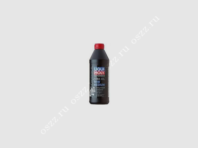 "Масло для вилок и амортизаторов ""Motorbike Fork Oil Medium 10W"", 1л"