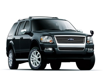 Ford USA Explorer IV