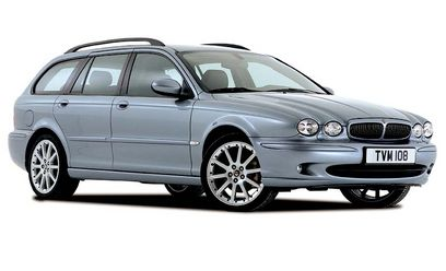 Jaguar X-Type универсал